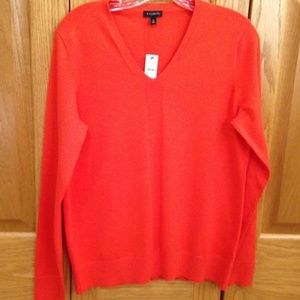 TALBOTS - cotton sweater - NWT